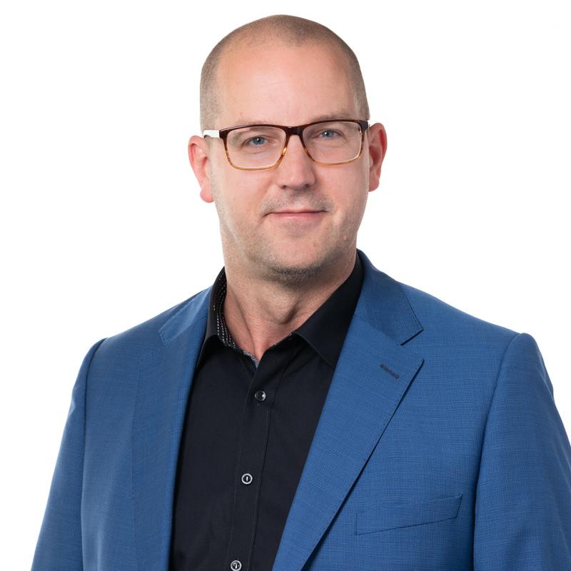 Menno Poppe - Manager Kredieten & Servicecenter