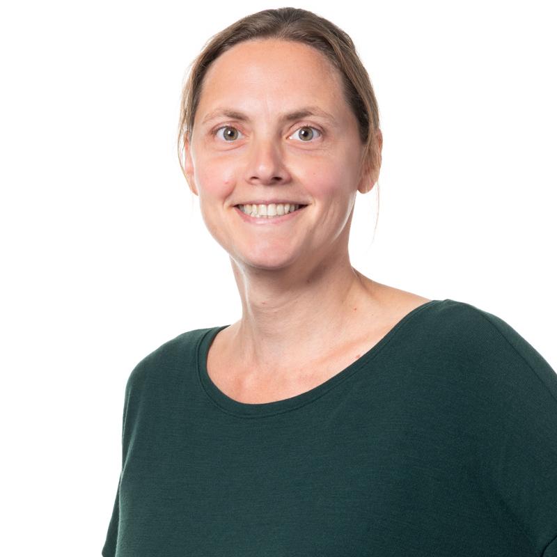Peterina Verkerk - Medewerker Binnendienst