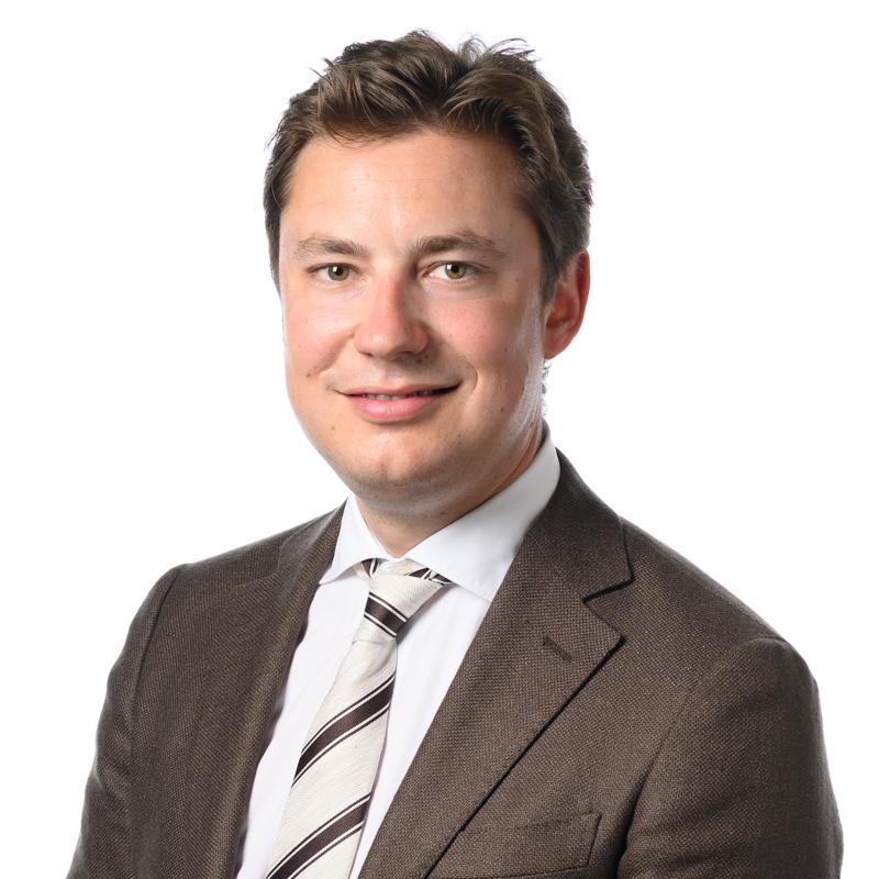 Jeroen Egberink - Financieel adviseur