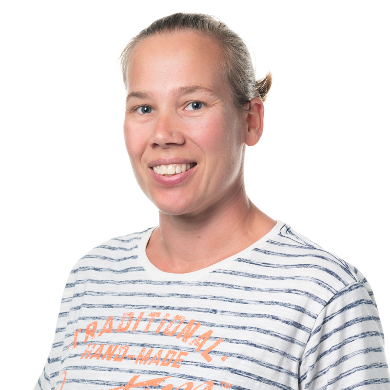 Miranda van Lutterveld - Medewerker Binnendienst
