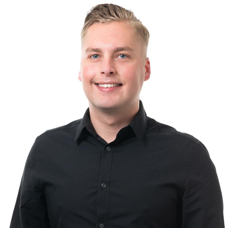 Royce Buuron - Commercieel medewerker