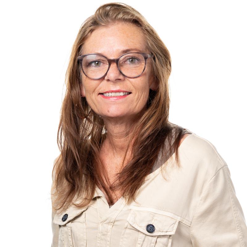 Peggy Degens - Medewerker Binnendienst