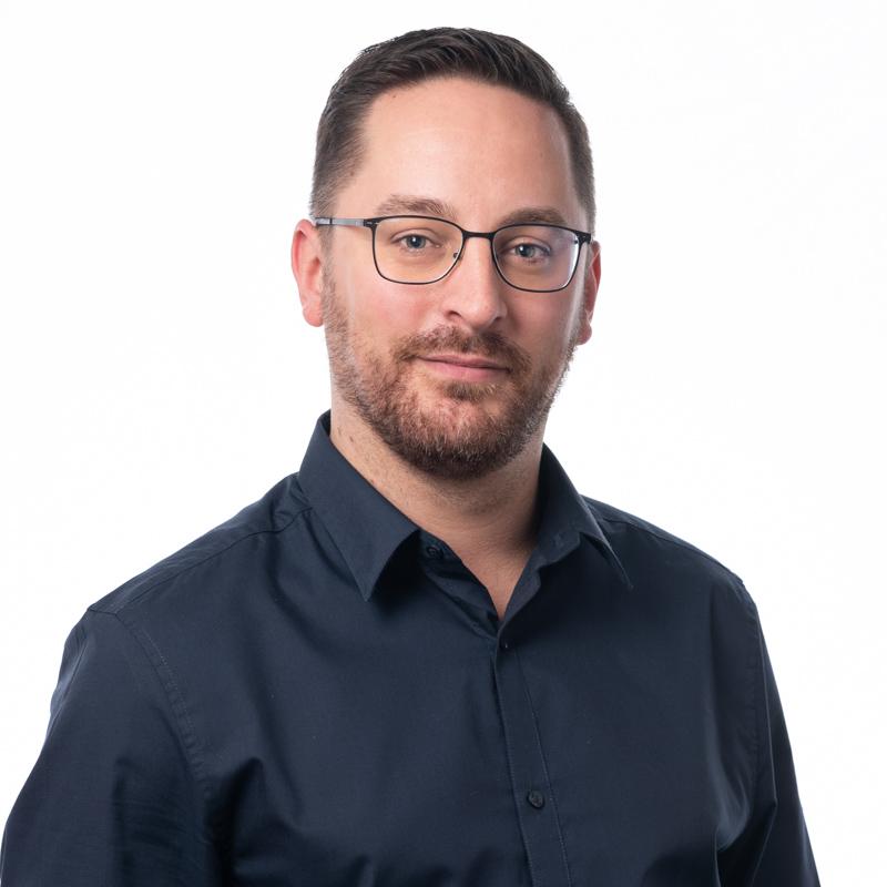 Jeff van den Berg - Senior erkend financieel adviseur