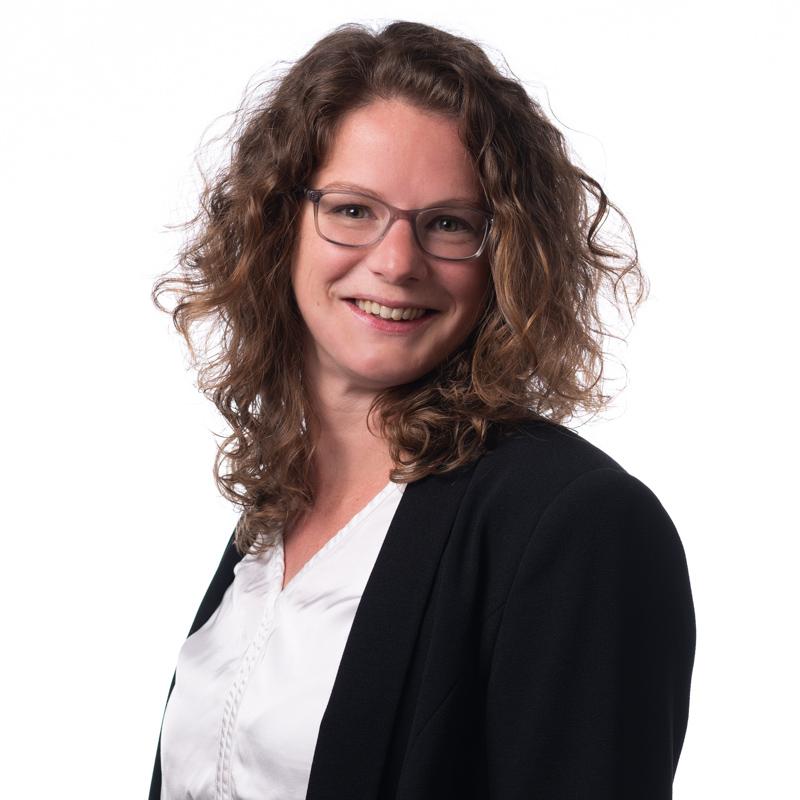 Anouska Batenburg - Medewerker binnendienst