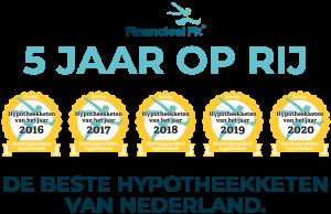 Franchisenmer worden beste hypotheekketen van Nederland